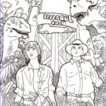 Jurassic World Coloring Pages Beautiful Gallery Jurassic World Coloring Pages Best Coloring Pages For Kids