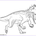 Jurassic World Coloring Pages Beautiful Photos Jurassic World Indominus Rex Coloring Pages Free