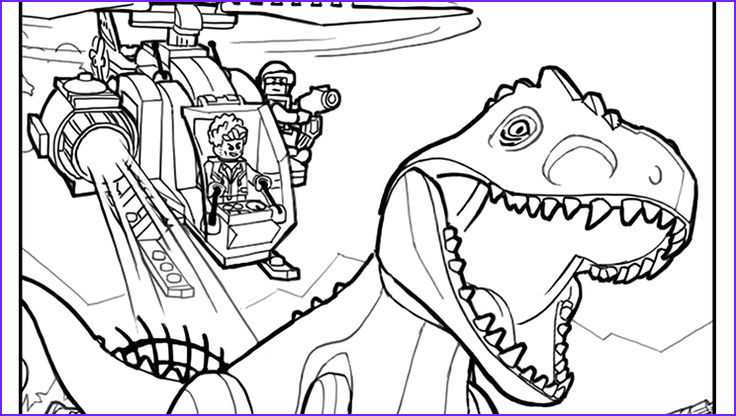 Jurassic World Coloring Pages Best Of Photos Lego Coloring Page 1 Lego Coloring Sheets