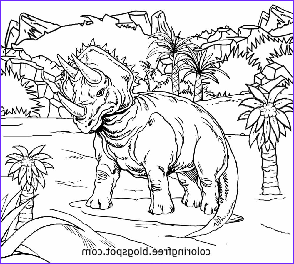 Jurassic World Coloring Pages Cool Image Free Coloring Pages Printable to Color Kids