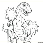 Jurassic World Coloring Pages Luxury Gallery T Rex From Jurassic World Fallen Kingdom Coloring Pages