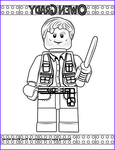 Jurassic World Coloring Pages Luxury Stock Jurassic World Legos