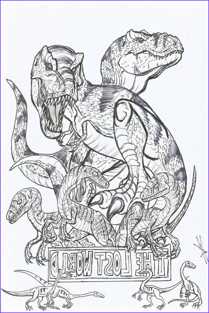 Jurassic World Coloring Pages New Image Free Printable Kids Coloring Pages