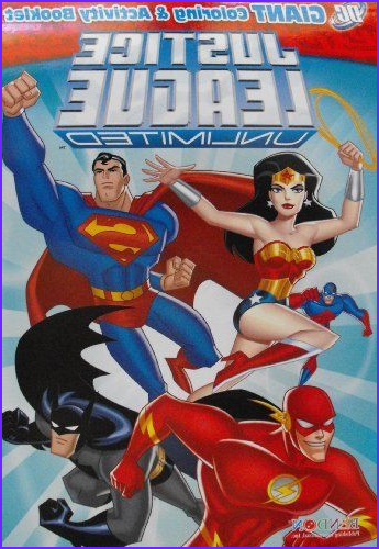 Justice League Coloring Book Awesome Gallery 27 Best Tv Justice League Unlimited Images On Pinterest