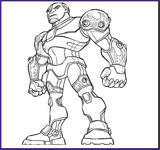 Justice League Coloring Book Beautiful Gallery Cyborg Coloring Pages Coloring Pages