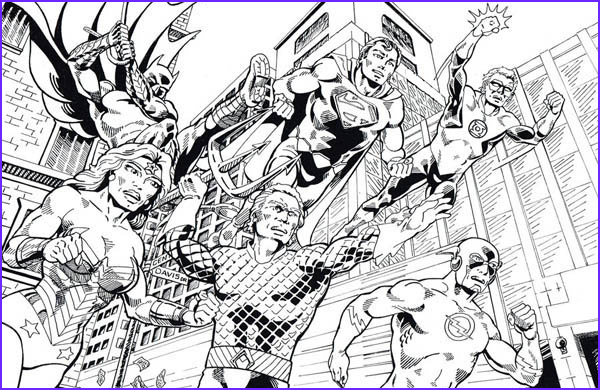 Justice League Coloring Book New Photography Justice League Europe Coloring Page Netart