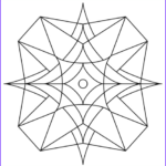 Kaleidoscope Coloring Best Of Photos Kaleidoscope Coloring Page