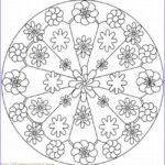 Kaleidoscope Coloring Cool Photos Kaleidoscope Coloring Pages Bestofcoloring