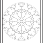 Kaleidoscope Coloring Luxury Photos 42 Adult Coloring Pages Customize Printable Pdfs