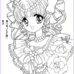 Kawaii Coloring Books Cool Image 1000 Images About Coloring Pages Shojo & Anime On