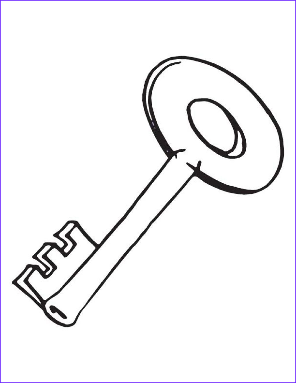 free key page coloring pages mcanalley coloring 2