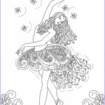 Kids Free Coloring Pages Awesome Image Free Printable Ballet Coloring Pages For Kids