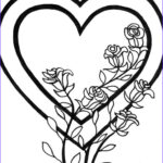 Kids Free Coloring Pages Beautiful Collection Free Printable Heart Coloring Pages For Kids