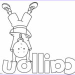 Kids Free Coloring Pages Best Of Photos Free Printable Caillou Coloring Pages For Kids