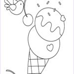 Kids Free Coloring Pages Best Of Photos Free Printable Ice Cream Coloring Pages For Kids