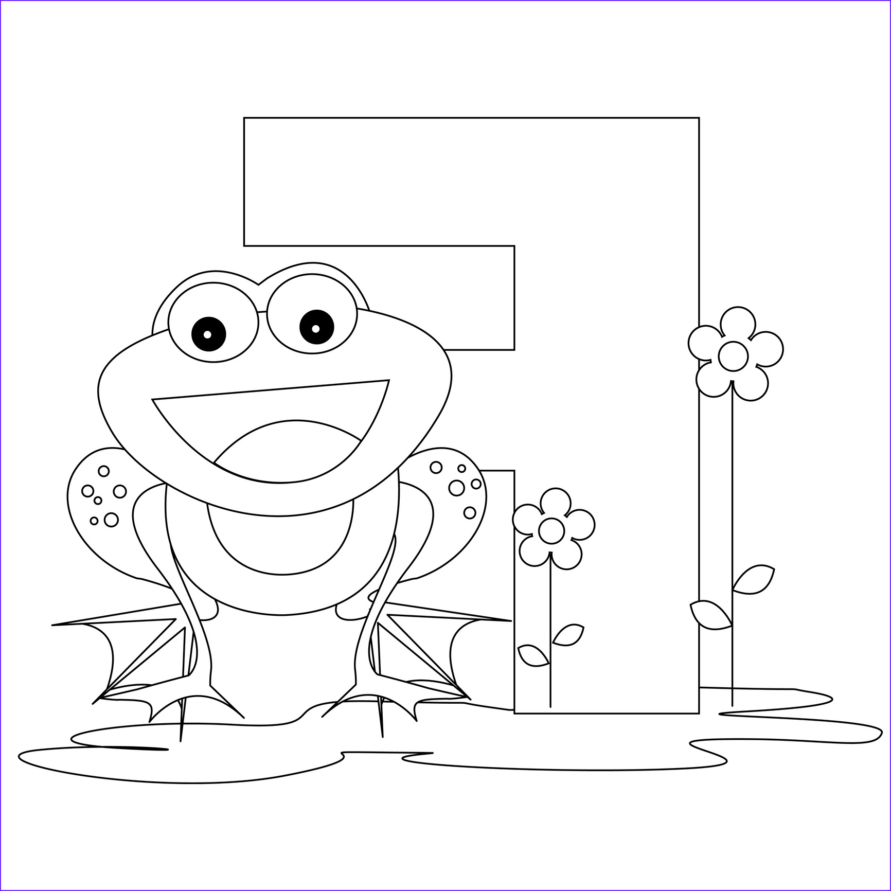 Kindergarten Coloring Sheets Luxury Photos Letter F Coloring Pages to and Print for Free
