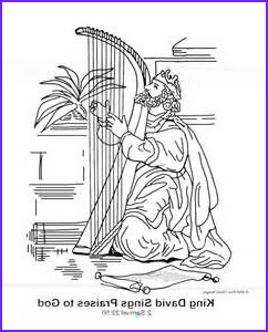 King David Coloring Page Beautiful Image Pinterest • the World's Catalog Of Ideas