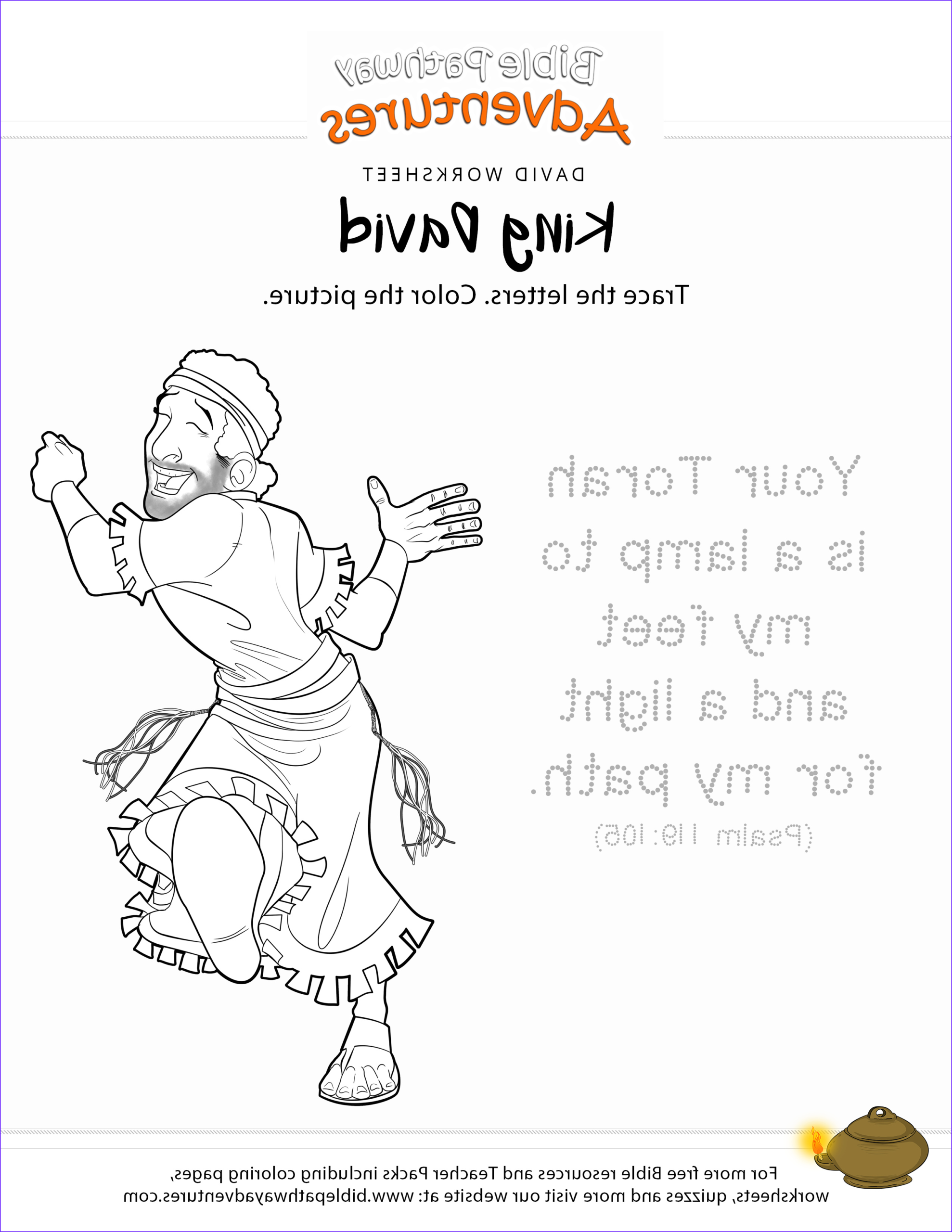 King David Coloring Page Best Of Images Printable King David Bible Coloring Page