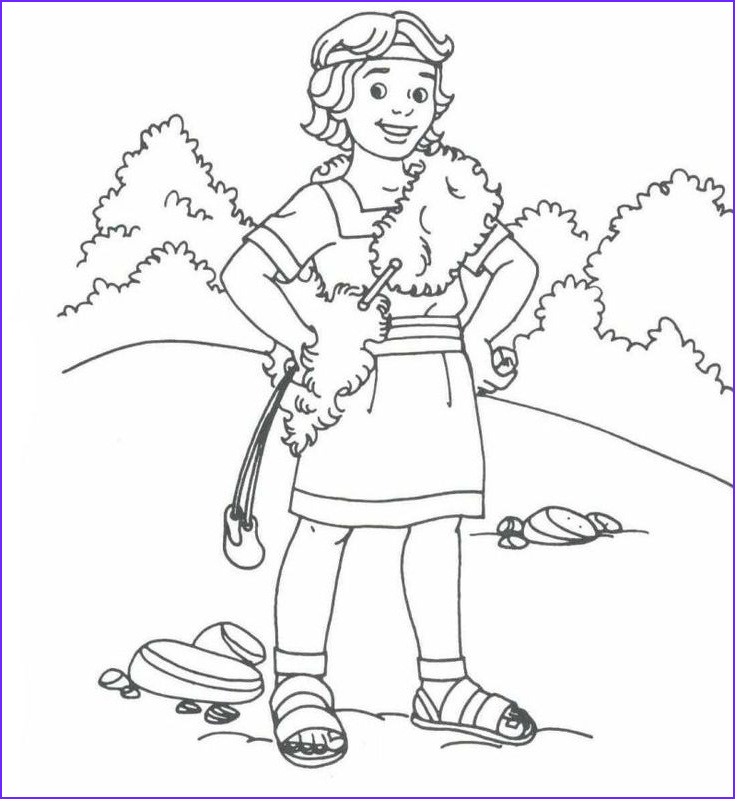 King David Coloring Page Best Of Stock David Coloring Pages David Bible Printables
