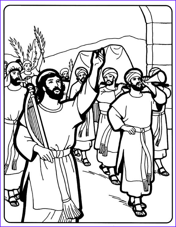 king david and mephibosheth coloring page sketch templates