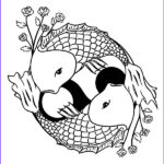 Koi Coloring Pages Elegant Image Koi Fish Coloring Page At Getcolorings