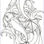 Koi Coloring Pages Inspirational Image 17 Best Images About Koi Fish On Pinterest