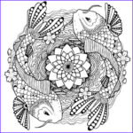 Koi Coloring Pages Luxury Stock Adult Colouring Page Bundle [instant Download] Inspired By