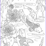 Koi Coloring Pages New Images Fish Coloring Page Coloring Pages Koi Coloring By