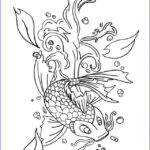 Koi Coloring Pages New Photos 78 Best I Am Koi In Luv Images On Pinterest