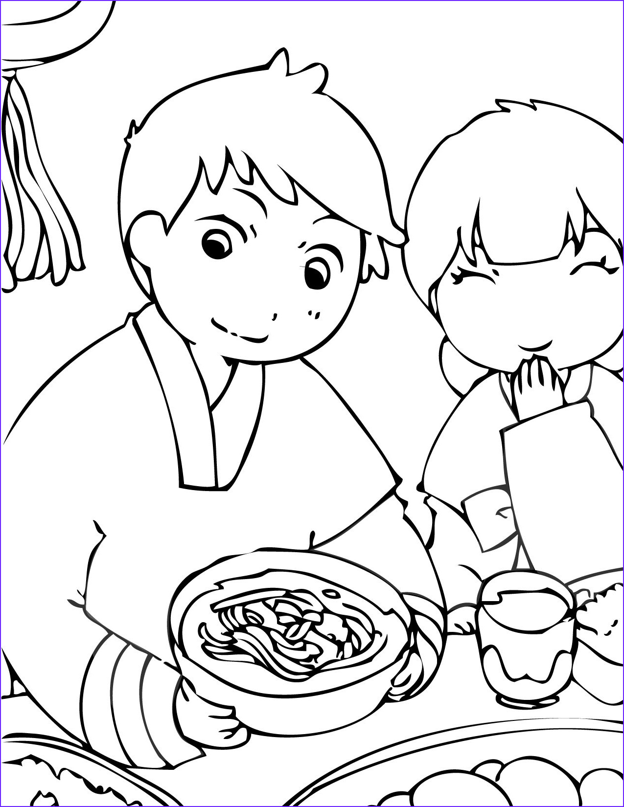 Korean Coloring Book Inspirational Stock Korea Coloring Page Print This Page