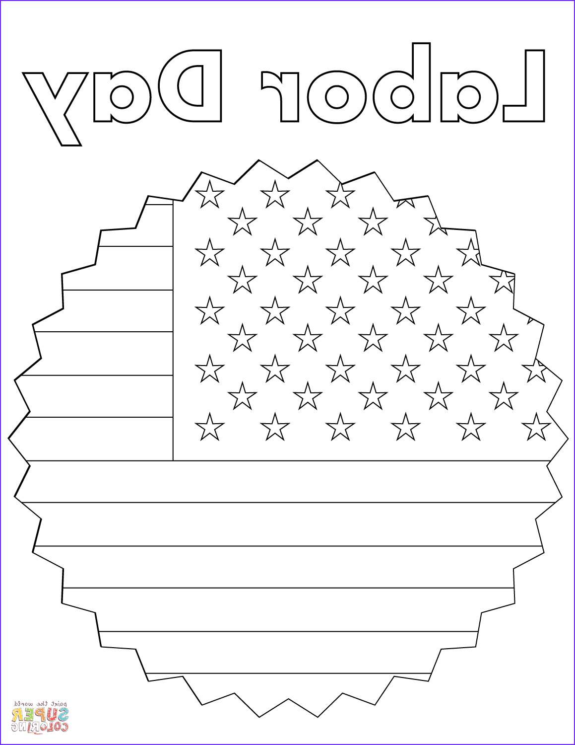 Labor Day Coloring Pages Beautiful Photos Labor Day Coloring Page