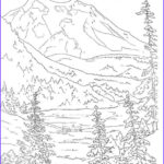 Landscape Coloring Pages New Collection Woods Landscape Coloring Pages Google Search
