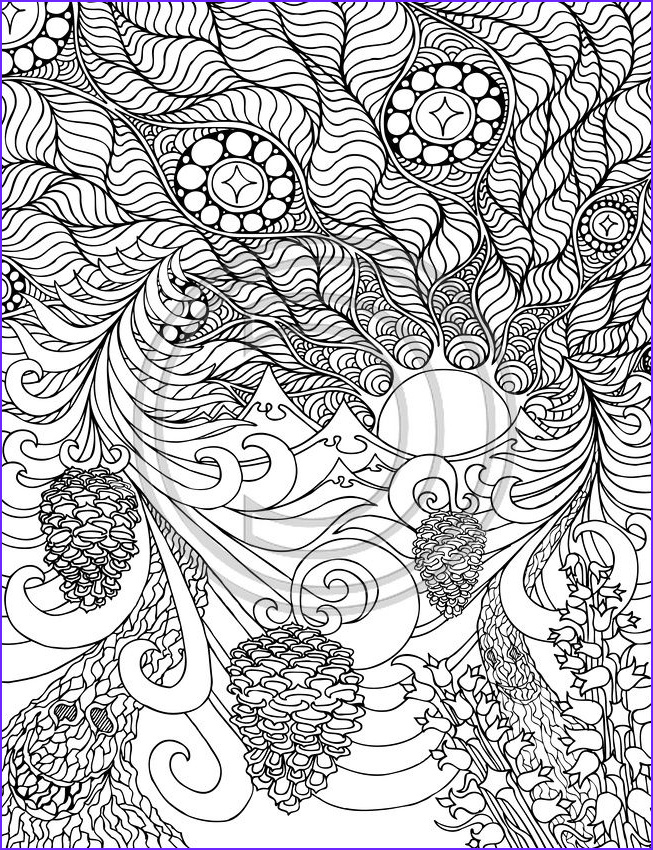 Large Adult Coloring Book Awesome Image Big Kid Coloring Book
