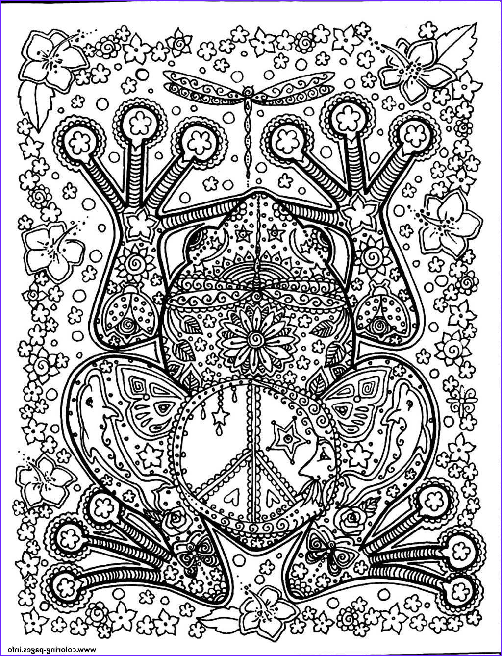 Large Coloring Books for Adults Awesome Image Adult Big Frog Coloring Pages Printable