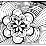 Large Print Coloring Books For Adults Awesome Photos Abstract Coloring Pages Free