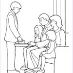 Lds Coloring Pages Beautiful Collection Deacon Administering The Sacrament