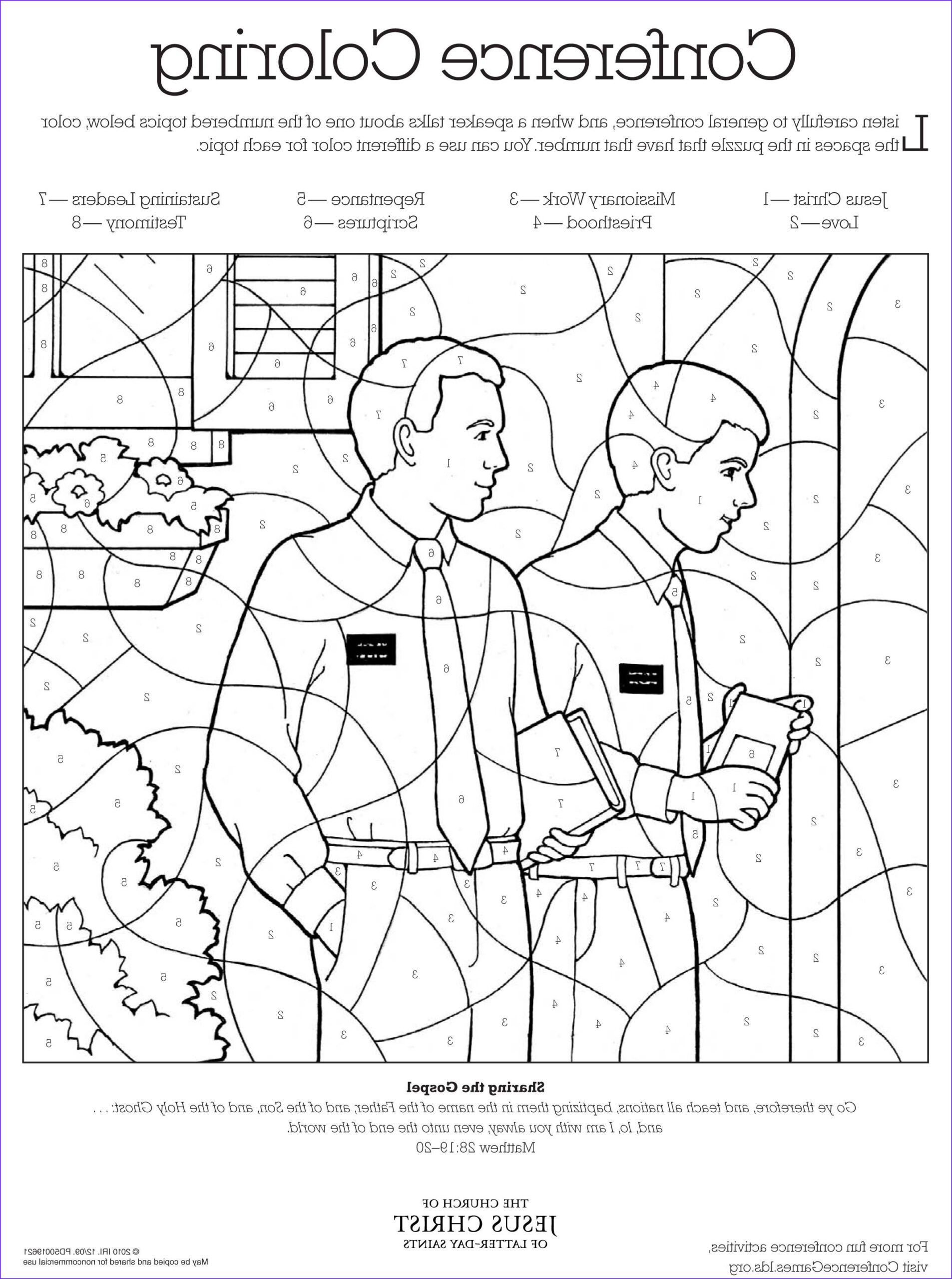 Lds Coloring Pages Best Of Stock Lds Lesson Ideas Rainier oregon Stake