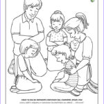 Lds Coloring Pages Cool Photography Obey Children Coloring Page Coloring Home