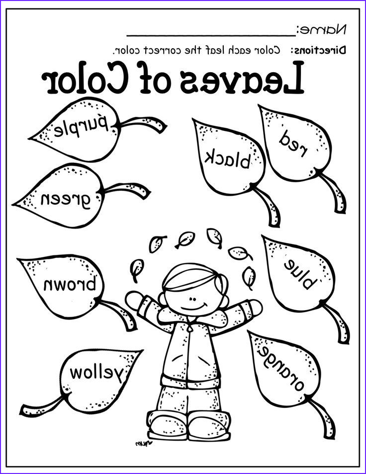Learning Coloring Pages Awesome Collection Color Words Homeschool Printables