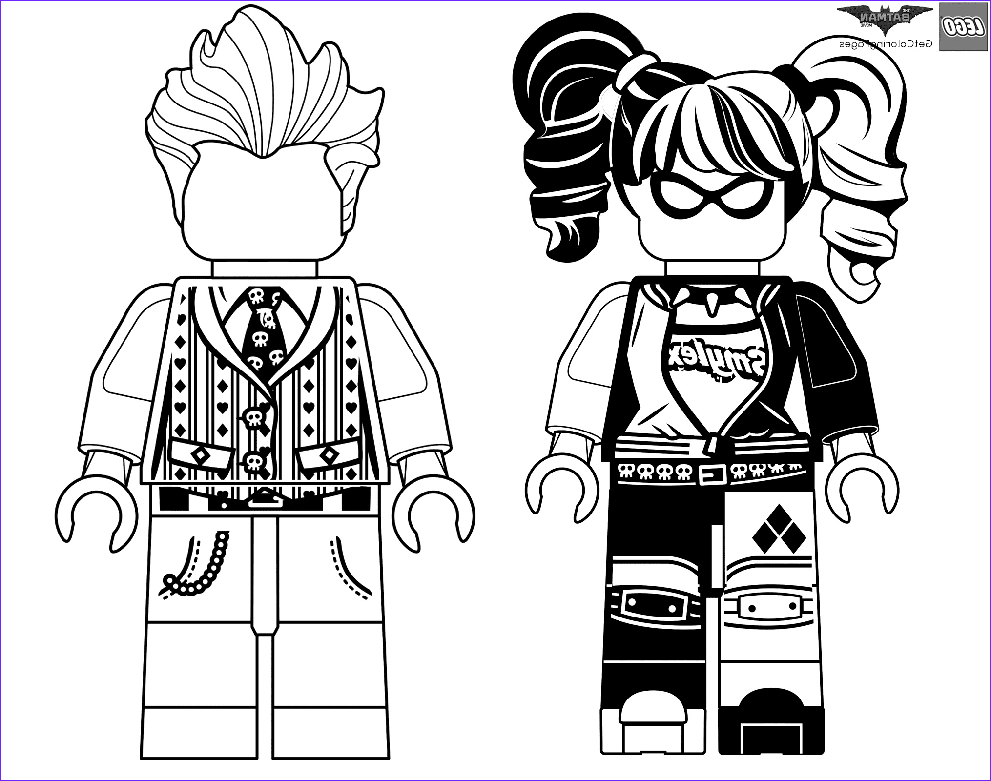 Lego Batman Coloring Beautiful Photography Joker Coloring Pages