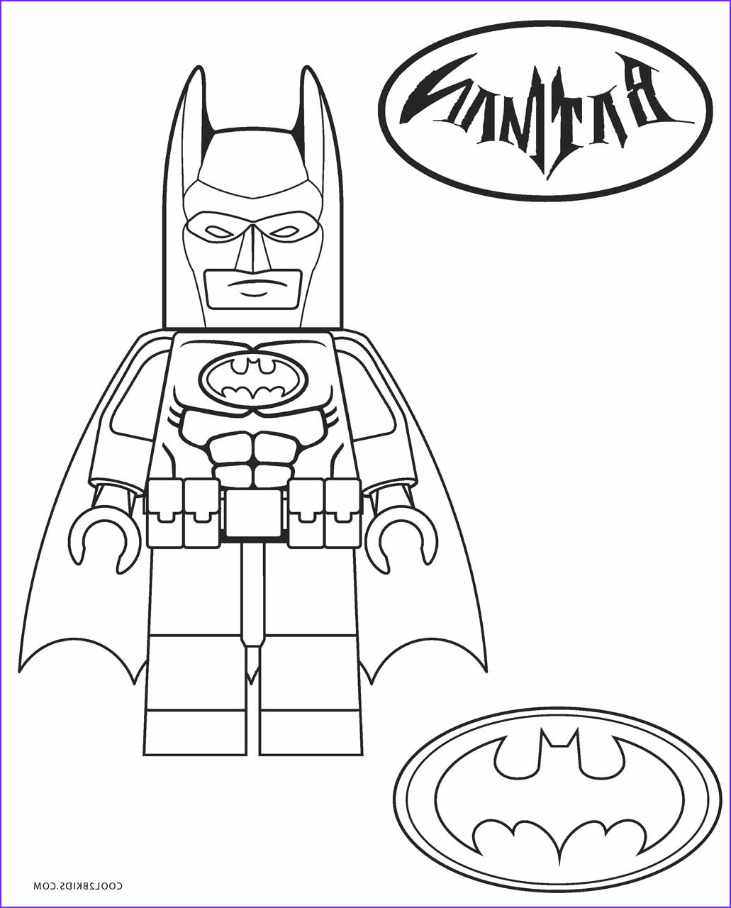 Lego Batman Coloring Elegant Photos Free Printable Lego Coloring Pages for Kids
