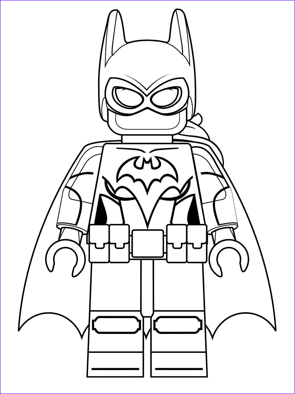 Lego Coloring Sheet New Photos Lego Batman Coloring Pages Best Coloring Pages for Kids