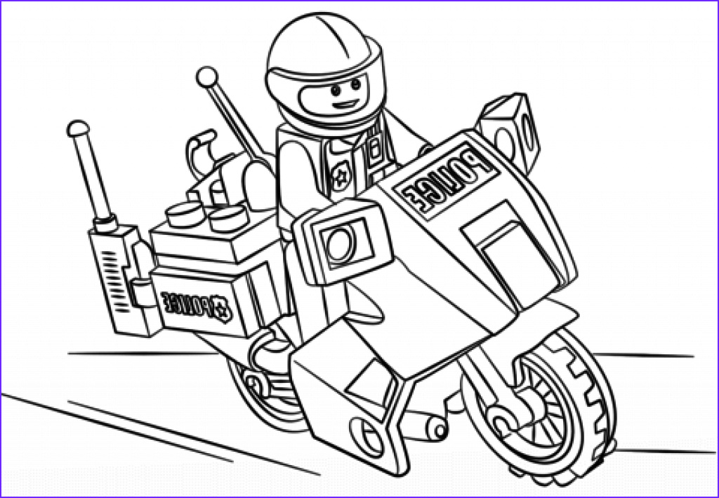 Lego Police Coloring Pages Inspirational Stock Police Coloring Pages Learny Kids