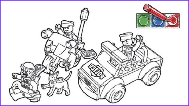 Lego Police Coloring Pages Luxury Image Lego Police Coloring Pages Coloring Pages