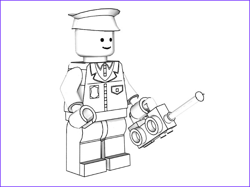 Lego Police Coloring Pages New Photography Police Coloring Page for Boys Print for Free
