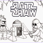 Lego Star Wars Coloring Beautiful Collection Star Wars Lego Coloring Pages Star Wars