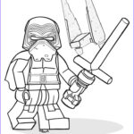 Lego Star Wars Coloring New Photos Lego Star Wars Coloring Pages Ren Kylo