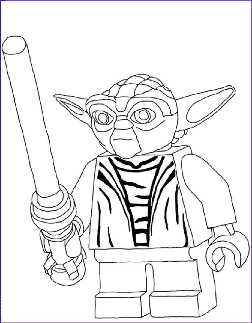 create lego coloring pages