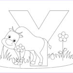 Letter A Coloring Pages For Toddlers Best Of Image Printable Letter Y Alphabet Worksheets For Preschoolfree