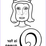 Letter A Coloring Pages For Toddlers Unique Photography Letter Q Coloring Pages Alphabet Coloring Pages Q Letter